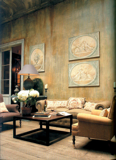 Chris herman - Decoratie interieur corridor ingang ...